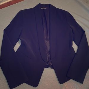 Black Express Blazer Size 4